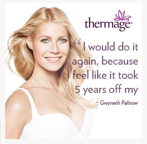 Trẻ đến 10 tuổi với Thermage tip 1200 + 450 chỉ 45 triệu đồng - 1