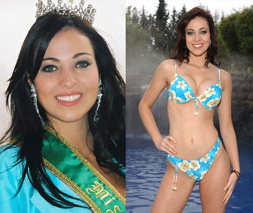 Hoa hậu Brazil tử vong tại nhà riêng - 1