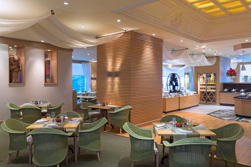 Ẩm thực Mỹ độc đáo tại nhà hàng Saigon Café, khách sạn Sheraton Sài Gòn - 1