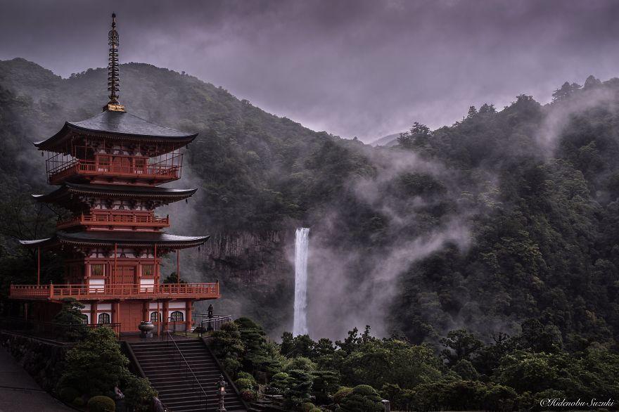 Mùa mưa Nhật Bản đẹp tựa tranh vẽ - 6