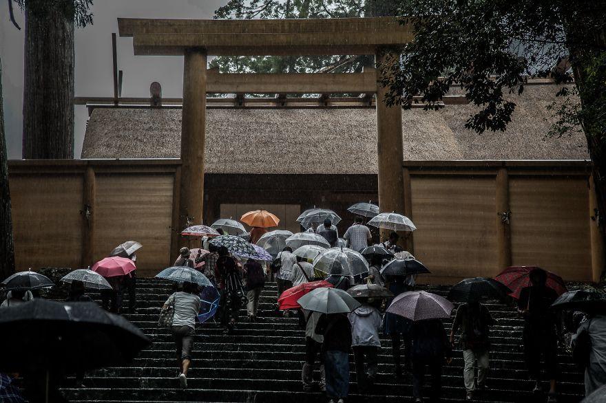Mùa mưa Nhật Bản đẹp tựa tranh vẽ - 3