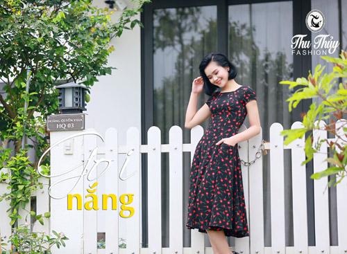 Dịu mát hè với tuần lễ ưu đãi 40% váy đầm từ Thu Thủy Fashion - 1