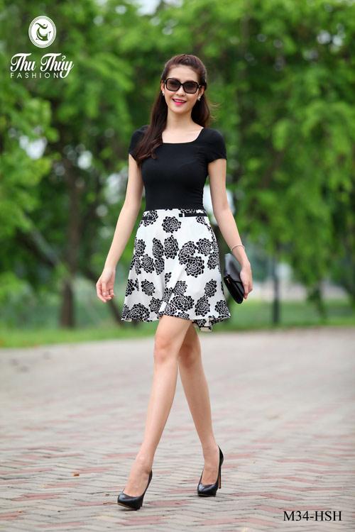 Dịu mát hè với tuần lễ ưu đãi 40% váy đầm từ Thu Thủy Fashion - 11