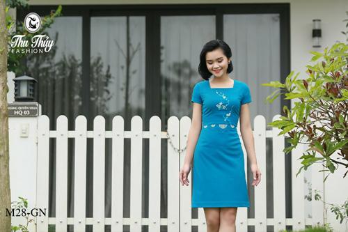Dịu mát hè với tuần lễ ưu đãi 40% váy đầm từ Thu Thủy Fashion - 13