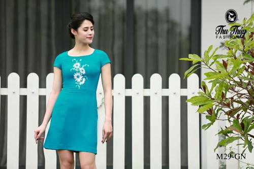 Dịu mát hè với tuần lễ ưu đãi 40% váy đầm từ Thu Thủy Fashion - 15