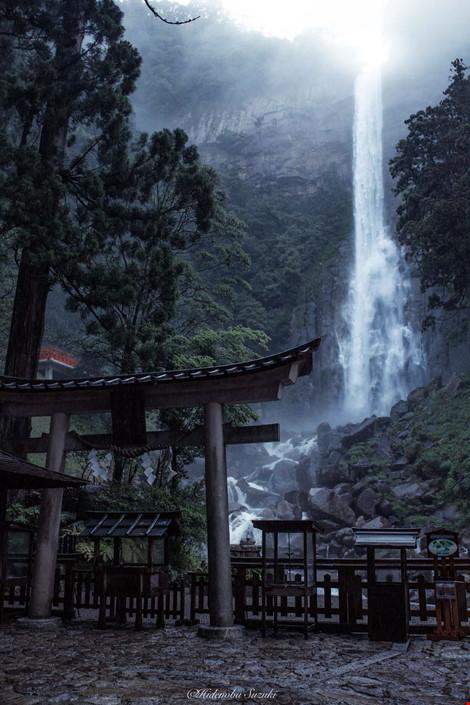 Mùa mưa Nhật Bản đẹp tựa tranh vẽ - 7