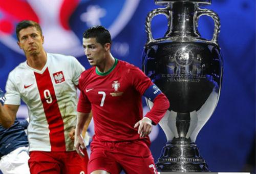Lewandowski so tài Ronaldo: Phong độ chỉ là nhất thời - 1