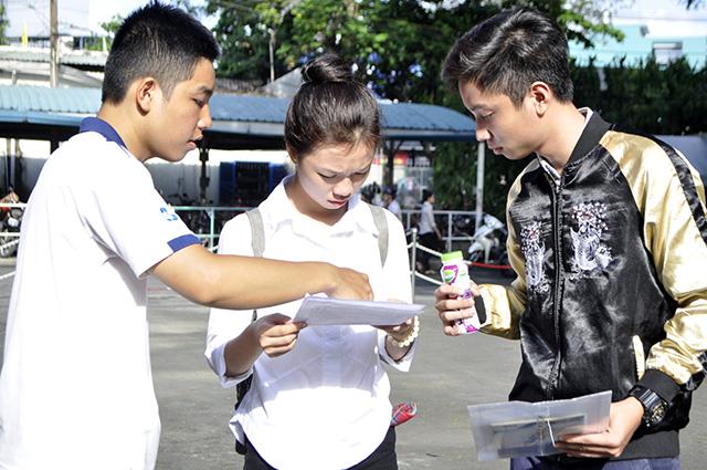 Gần 888.000 thí sinh làm thủ tục dự thi THPT Quốc gia - 3