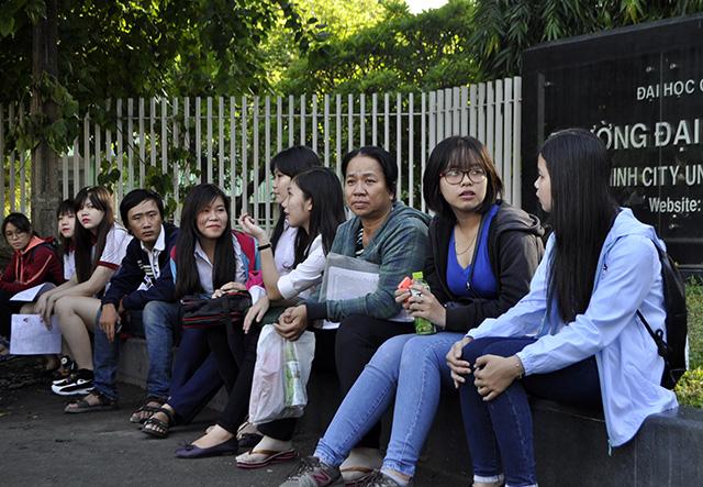 Gần 888.000 thí sinh làm thủ tục dự thi THPT Quốc gia - 5