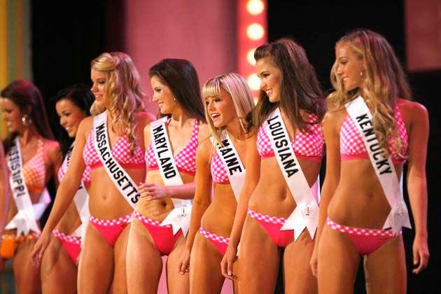 Sẽ không còn bikini tại cuộc thi Hoa hậu tuổi teen Mỹ - 4