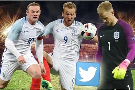 Anh thua Iceland thành sự kiện 'vô đối' trên mạng xã hội - 1