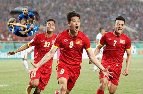 Bóng đá Việt Nam nổi tiếng nhờ… Iceland - 1