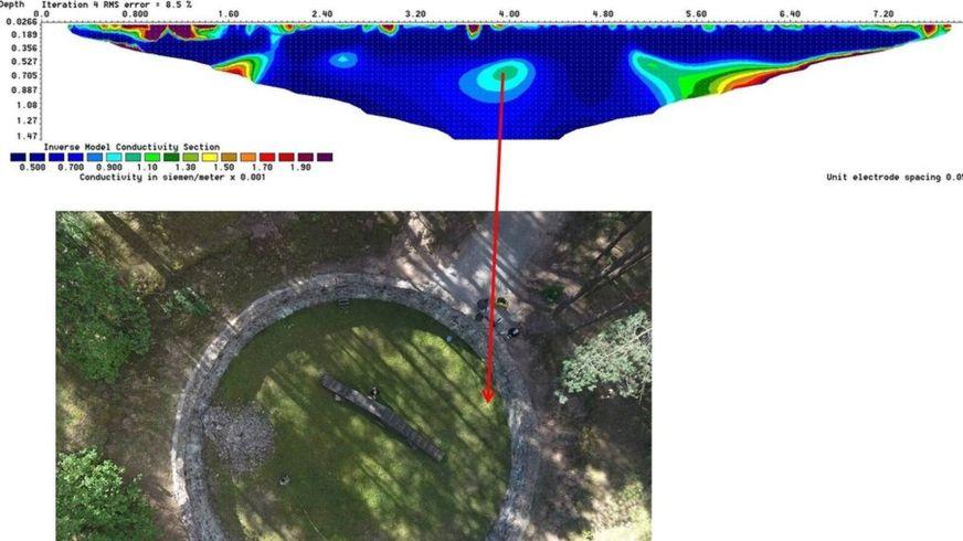 Phát hiện hầm trốn phát xít Đức đào bằng thìa - 2