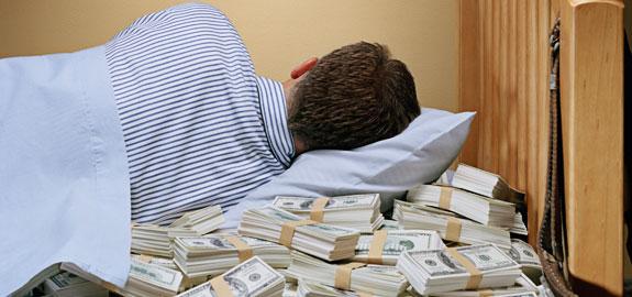 Mỹ: Lạ lùng công ty trả tiền cho nhân viên... ngủ - 1