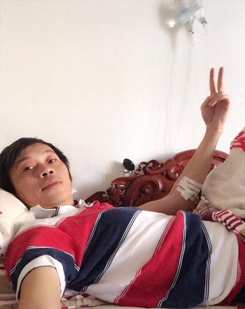 """Hoài Linh ngày càng """"da bọc xương"""" - 6"""