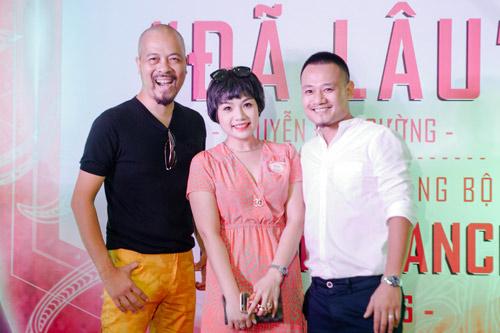 Nguyễn Đức Cường ra mắt MV dành cho cuộc tình đổ vỡ - 2