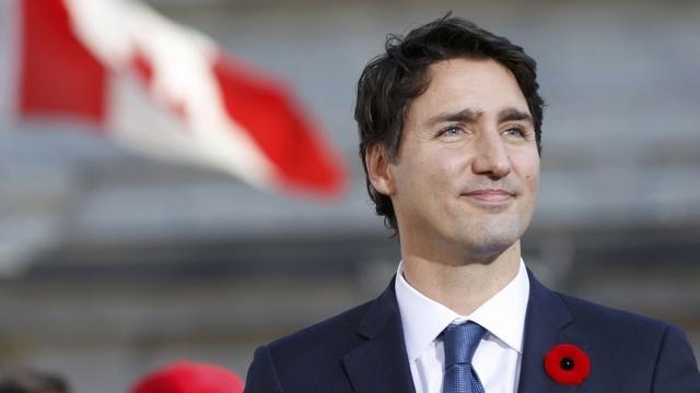 """Thủ tướng đẹp trai Canada trở thành """"siêu anh hùng"""" - 2"""