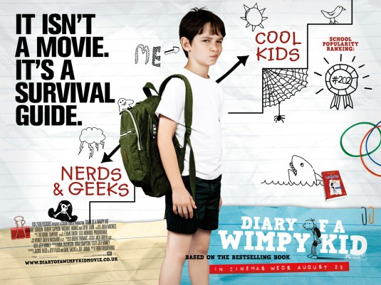Trailer phim: Diary of a Wimpy Kid - 1
