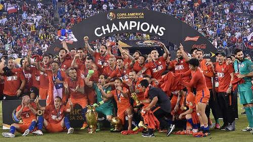 """Nhà vô địch Euro sẽ gặp Chile ở """"đại chiến Âu – Mỹ"""" - 1"""
