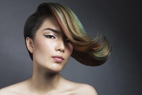 Goldwell Việt Nam công bố top 5 giải quốc gia Color Zoom 2016 - 10