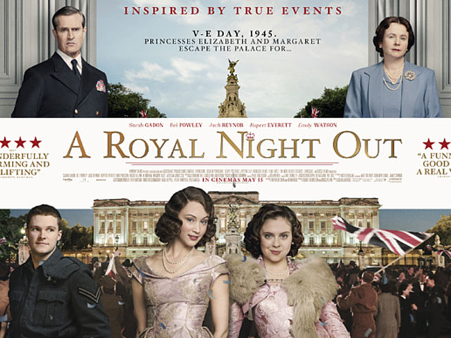 Trailer phim: A Royal Night Out - 1