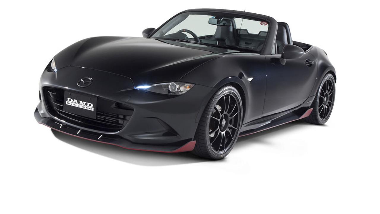 "DAMD ""phù phép"" xe thể thao Mazda MX-5 Miata phiên bản Batman - 2"