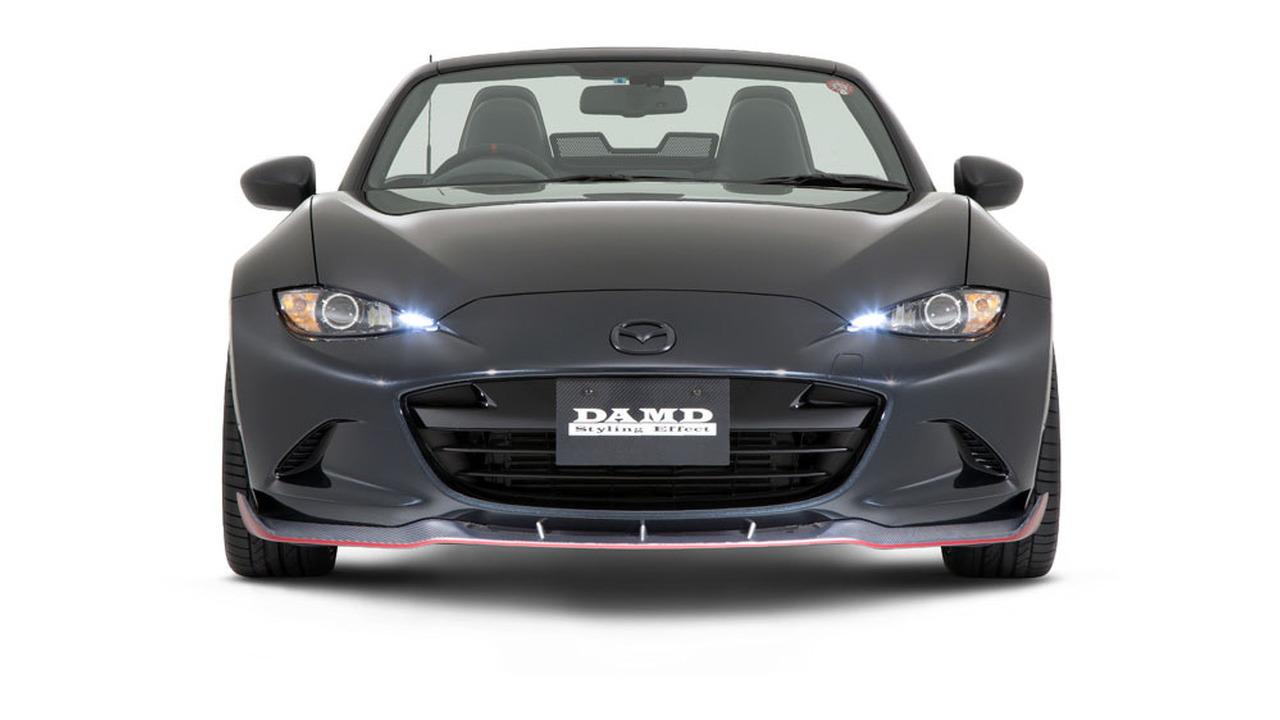 "DAMD ""phù phép"" xe thể thao Mazda MX-5 Miata phiên bản Batman - 3"