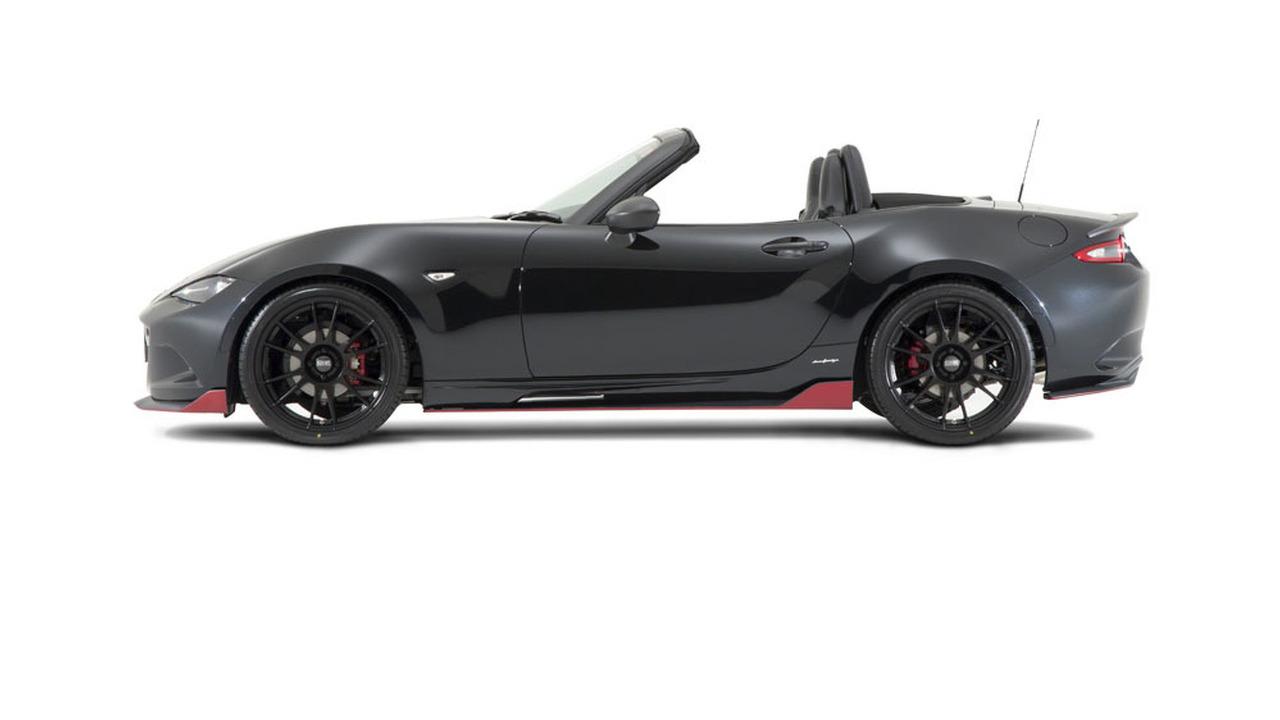 "DAMD ""phù phép"" xe thể thao Mazda MX-5 Miata phiên bản Batman - 4"