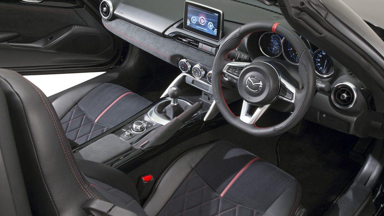 "DAMD ""phù phép"" xe thể thao Mazda MX-5 Miata phiên bản Batman - 8"