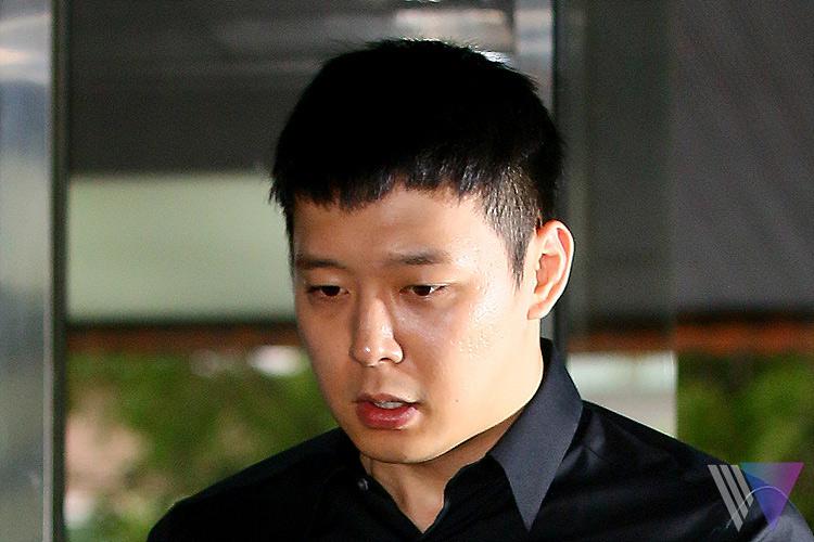 Park Yoochun lần đầu xuất hiện sau scandal cưỡng dâm - 1