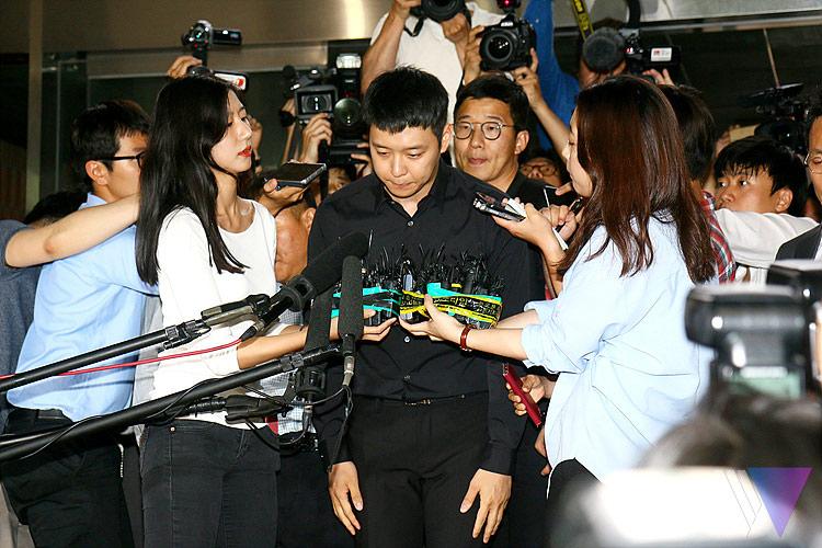 Park Yoochun lần đầu xuất hiện sau scandal cưỡng dâm - 3