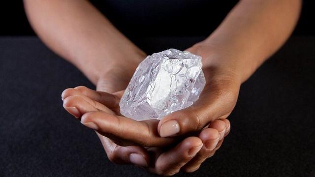"""Vì sao gần đây hay tìm được kim cương """"khủng""""? - 1"""