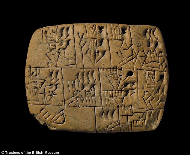 5.000 năm trước, con người đã dùng bia để trả công - 1