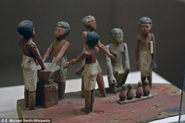 5.000 năm trước, con người đã dùng bia để trả công - 3