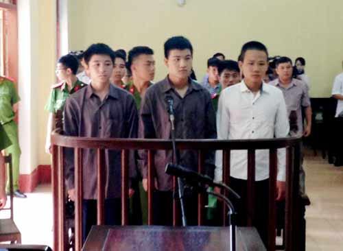 Ba kẻ truy sát nhà báo ở Thái Nguyên lĩnh án - 1