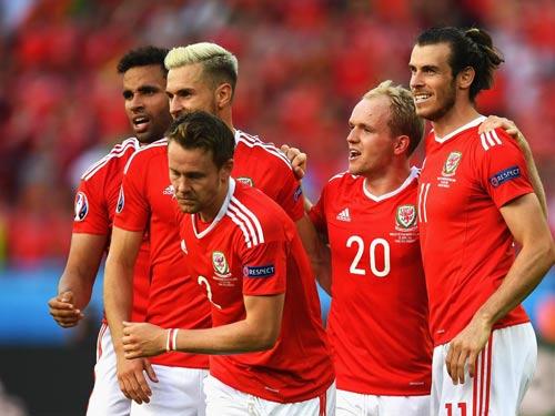 ĐT xứ Wales ở Euro: Thành công không chỉ nhờ Bale - 2