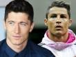 Lewandowski so tài Ronaldo: Phong độ chỉ là nhất thời