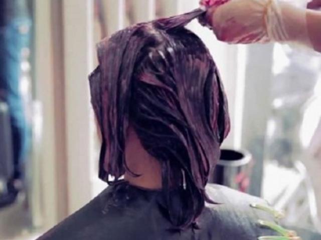 Thuốc nhuộm tóc độc hại khủng khiếp đến mức này