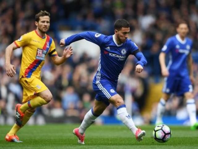 Chelsea - Crystal Palace: 2 phút làm nên kì tích