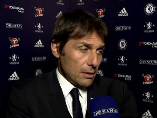 Chelsea ngã đau: HLV Conte rầu rĩ, Hazard lên tiếng