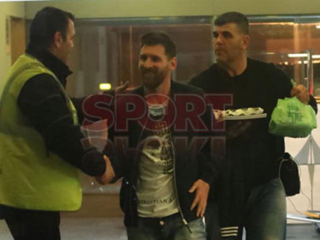 "Bị treo giò, Messi bí mật đi Italia gặp ""cao nhân"""