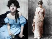 """Bất ngờ trước gu ăn mặc  """" chất chơi """"  của phụ nữ 100 năm trước"""