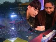Ca nhạc - MTV - Fan chạy tán loạn, sân khấu của Sơn Tùng bỏ trống