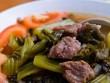 Bí quyết nấu gân bò hầm dưa chua chuẩn vị thơm ngon