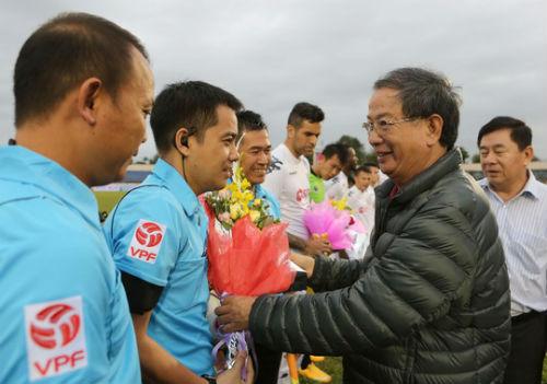 Chủ tịch CLB Quảng Nam sẽ bị phạt? - 1