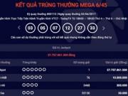 """Tin tức trong ngày - Giải jackpot thứ 20 của Vietlott: Khách hàng bí ẩn mua vé sát """"giờ G"""""""