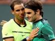 """BXH tennis 3/4: Federer và Nadal """"bay cao bay xa"""""""