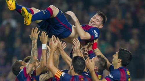 """""""Đầu gấu"""" Messi trở lại: Mồi ngon, Pichichi & vì Neymar - 1"""