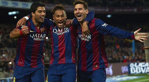 """""""Đầu gấu"""" Messi trở lại: Mồi ngon, Pichichi & vì Neymar - 2"""