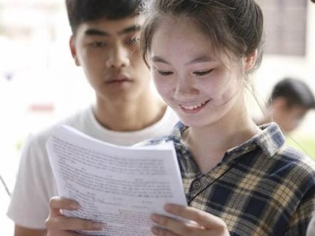 Giáo dục - du học - Tuyển sinh 2017: Ghi không đúng nguyện vọng hồ sơ sẽ bị loại